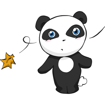 Panda Pal messages sticker-7