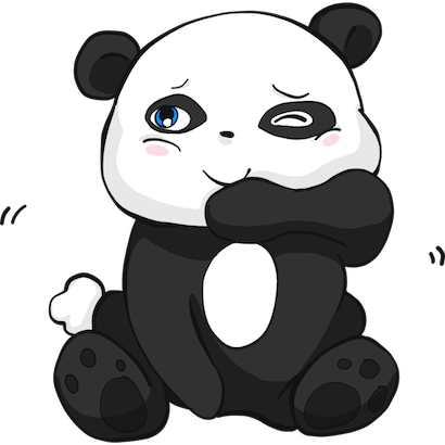 Panda Pal messages sticker-10
