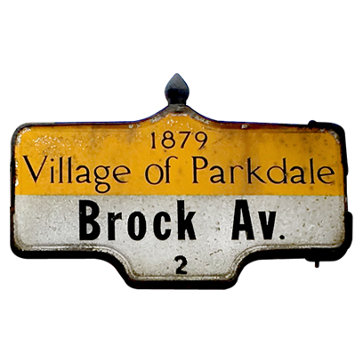 Sticky Parkdale messages sticker-11
