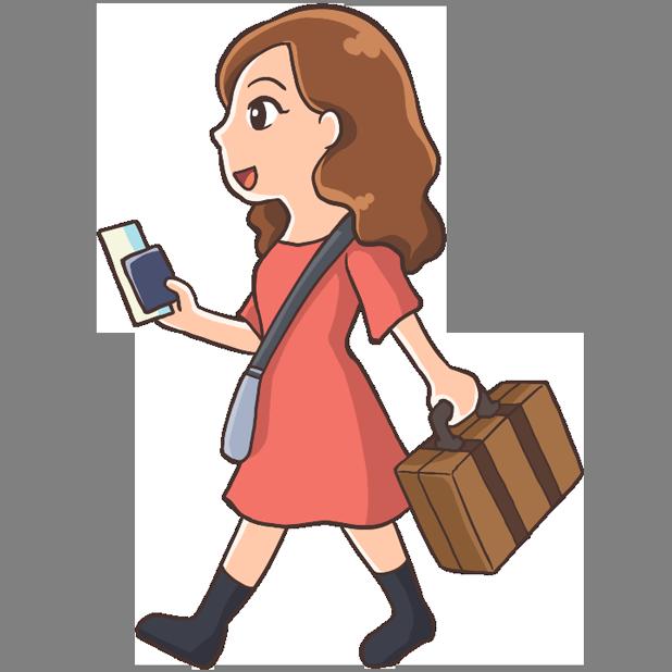 Travel Stickers: Emojis messages sticker-10