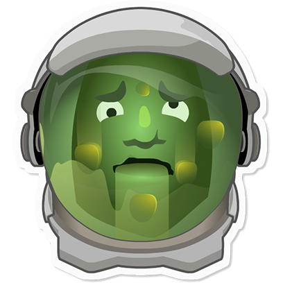 Planet Commander: Space action messages sticker-8