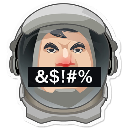 Planet Commander: Space action messages sticker-5