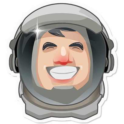 Planet Commander: Space action messages sticker-0