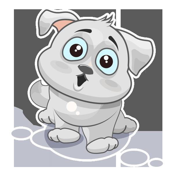 Baxter The Dog messages sticker-5