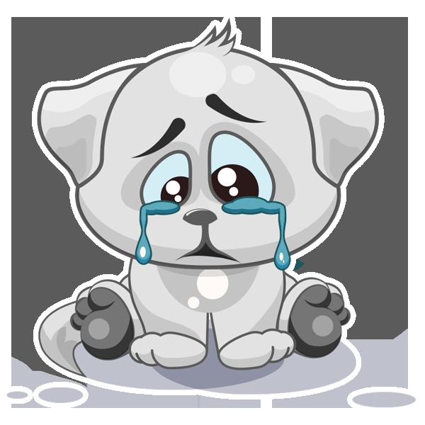 Baxter The Dog messages sticker-4