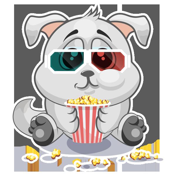 Baxter The Dog messages sticker-9