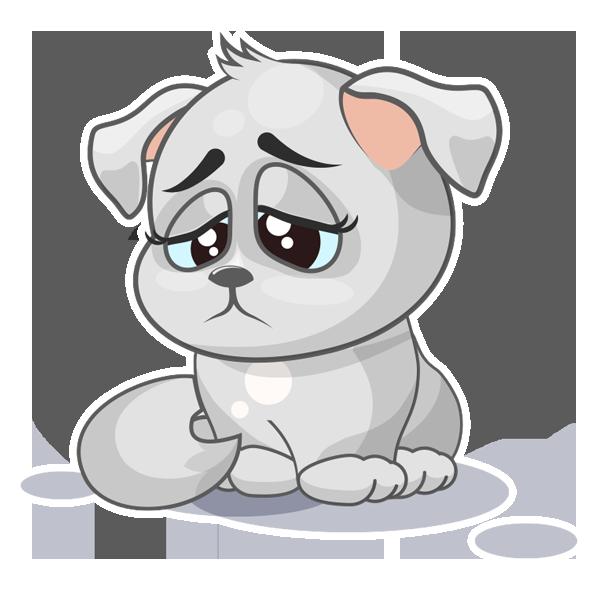Baxter The Dog messages sticker-10