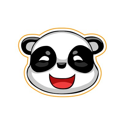 Cute Panda - iMessage Stickers messages sticker-9