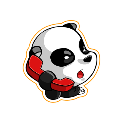 Cute Panda - iMessage Stickers messages sticker-7