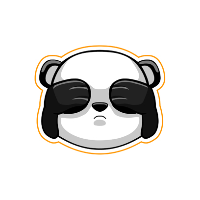 Cute Panda - iMessage Stickers messages sticker-11