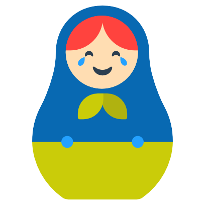 Matryoshka Puzzle Game messages sticker-5
