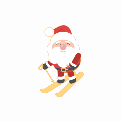 Santa Claus Stickers messages sticker-3