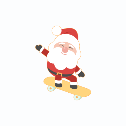 Santa Claus Stickers messages sticker-4
