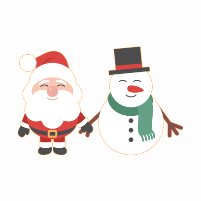 Santa Claus Stickers messages sticker-5
