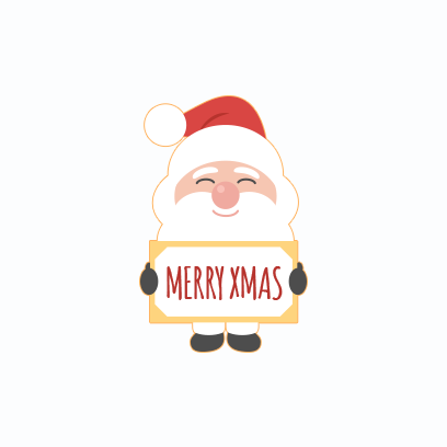 Santa Claus Stickers messages sticker-7