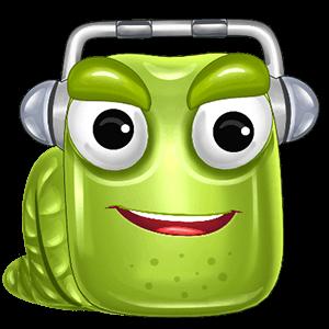 Fruit Cube Blast: Match 3 Game messages sticker-0