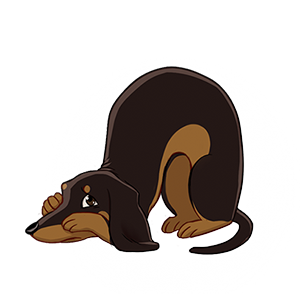 Dog Town: Pet Simulation Game messages sticker-1