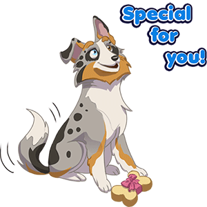 Dog Town: Pet Simulation Game messages sticker-7