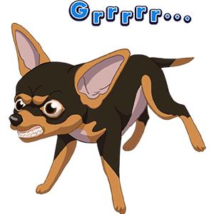 Dog Town: Pet Simulator Games messages sticker-5