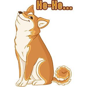 Dog Town: Pet Simulator Games messages sticker-7