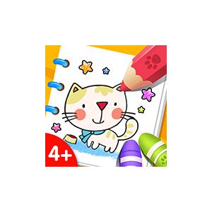 Colors-Recolor Book Colorfy messages sticker-2