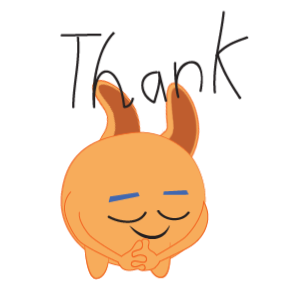 Bunny emoji animated messages sticker-8