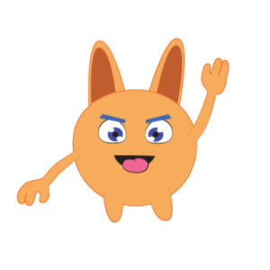 Bunny emoji animated messages sticker-0