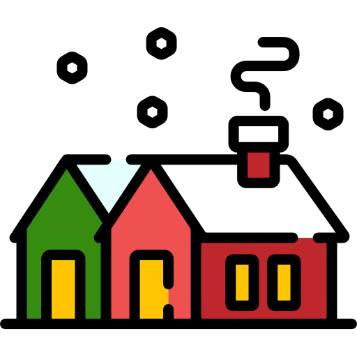 Snowy Winter Stickers messages sticker-3
