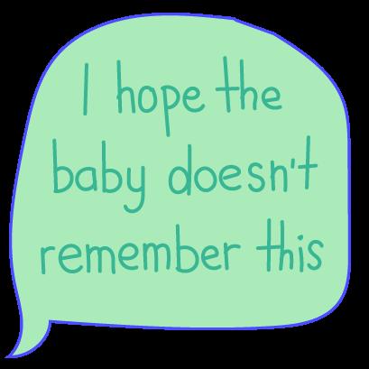 We got baby! messages sticker-10