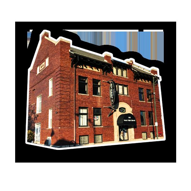 Springfield Ohio Sticker Pack messages sticker-3