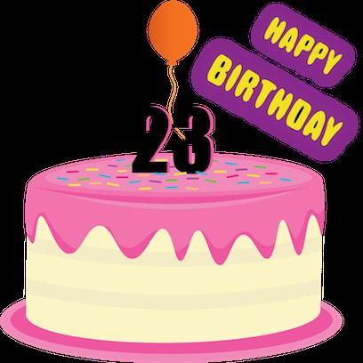 A Happy Birthday messages sticker-11