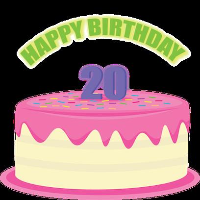 A Happy Birthday messages sticker-5