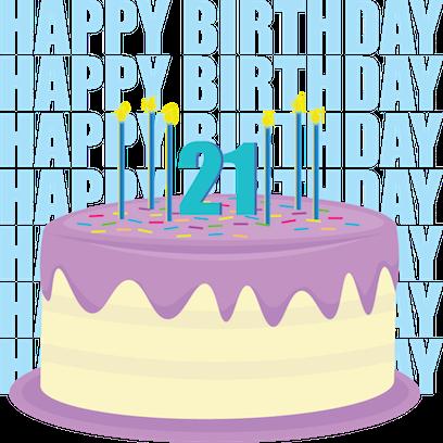 A Happy Birthday messages sticker-6