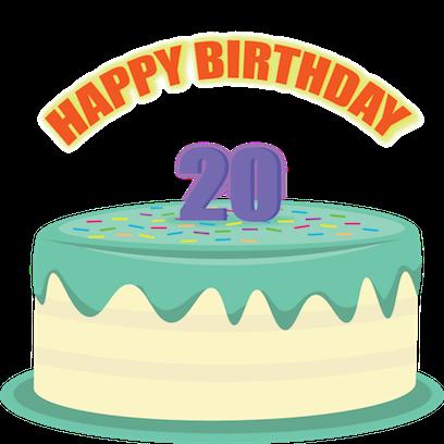 A Happy Birthday messages sticker-4