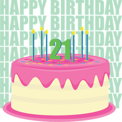 A Happy Birthday messages sticker-7