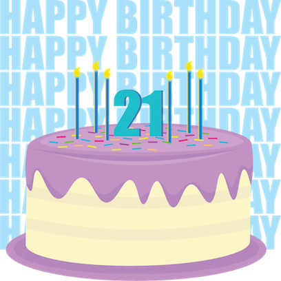 A Happy Birthday messages sticker-6