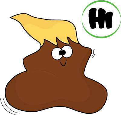 Savage Poop messages sticker-8