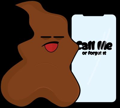 Poop - Emoji messages sticker-8