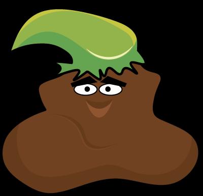 Poop - Emoji messages sticker-3