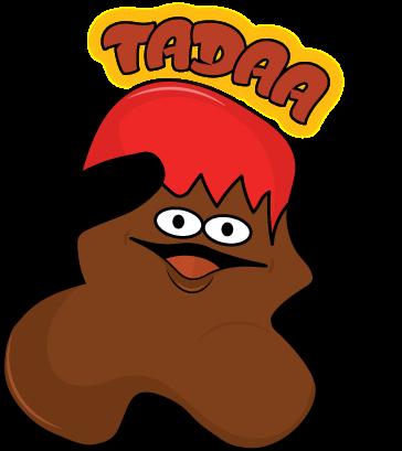 Poop - Emoji messages sticker-5