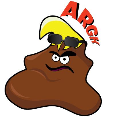 Poop - Emoji messages sticker-0