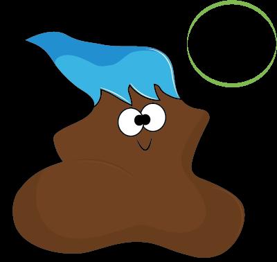 Poop - Emoji messages sticker-7