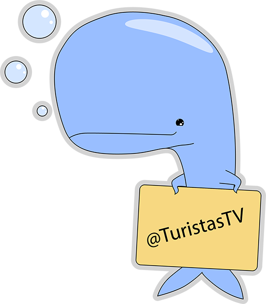 Blue Melancholy Whale Platon messages sticker-0