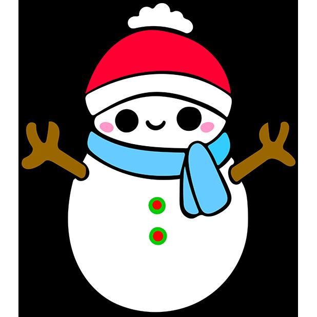 Merry Kawaii messages sticker-8