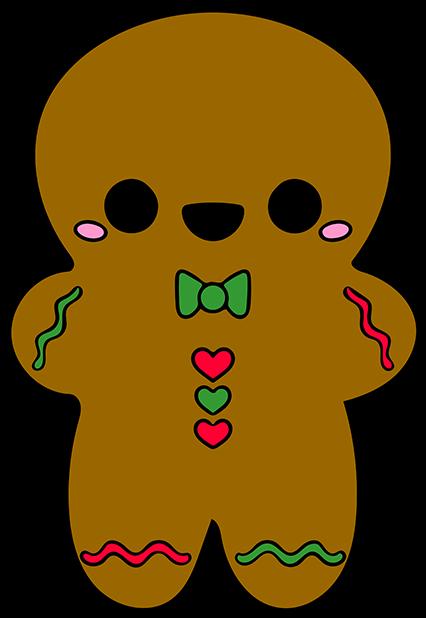 Merry Kawaii messages sticker-0