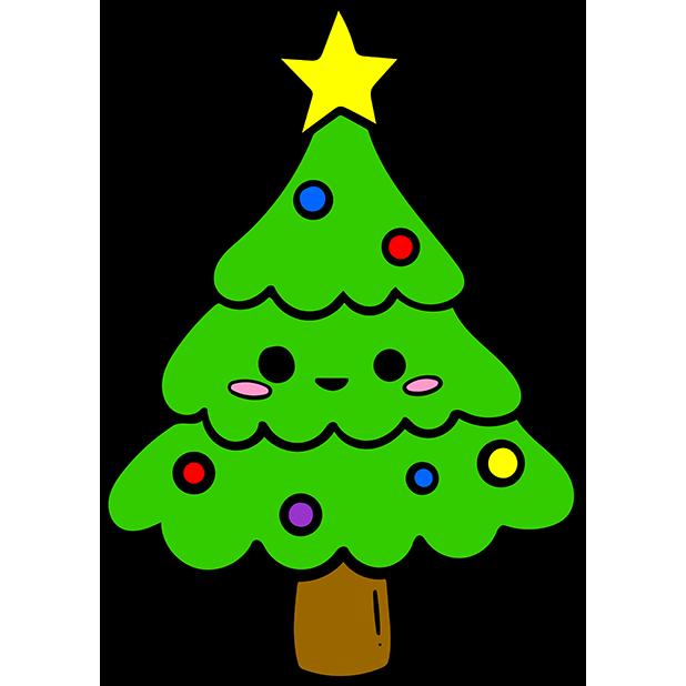Merry Kawaii messages sticker-5