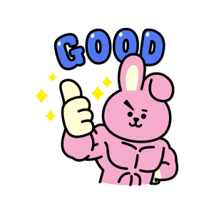 BT21's Everyday Cuteness messages sticker-3