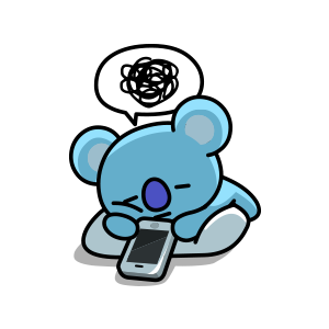 BT21's Everyday Cuteness messages sticker-10