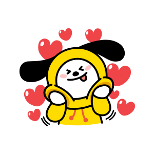 BT21's Everyday Cuteness messages sticker-6