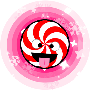 Cinderly's Holiday Sparkle messages sticker-0